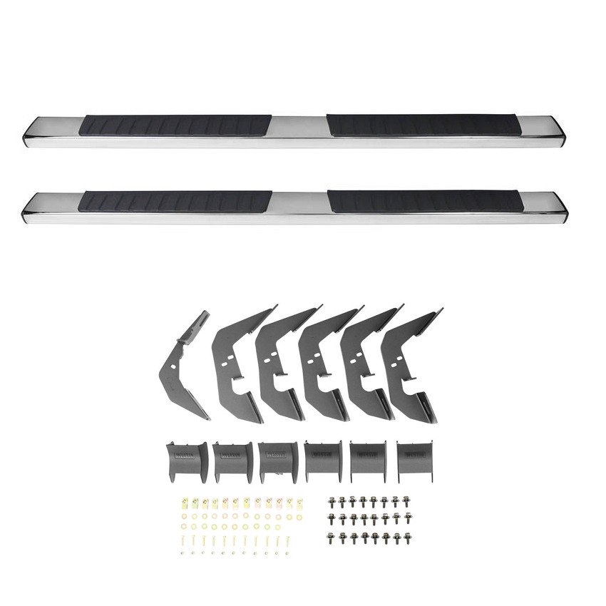 WESTIN R7 Boards Running Boards 07-16 GM P/U Stainless P/N - 28-71020