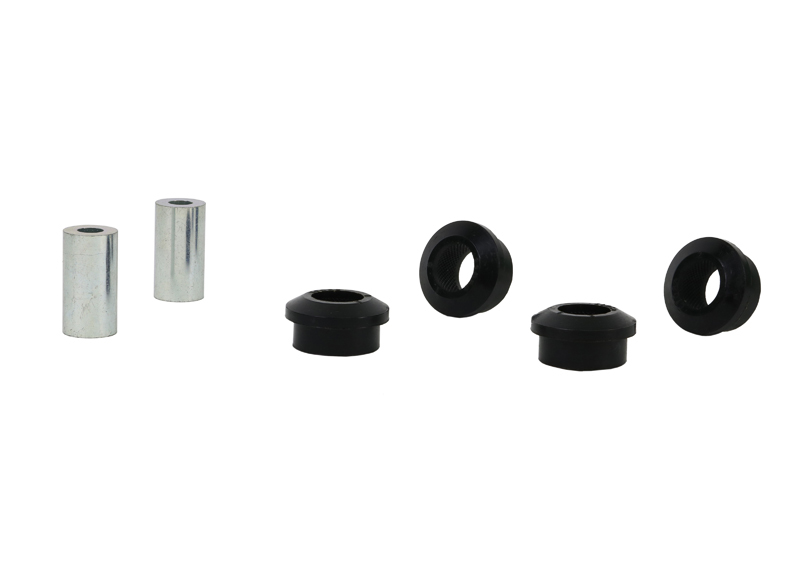 Whiteline W33334 Shock End Bushing, Rear, Lower, Polyurethane / Steel, Black, Mopar LC-Body / LD-Body / LX-Body 2005-11, Kit