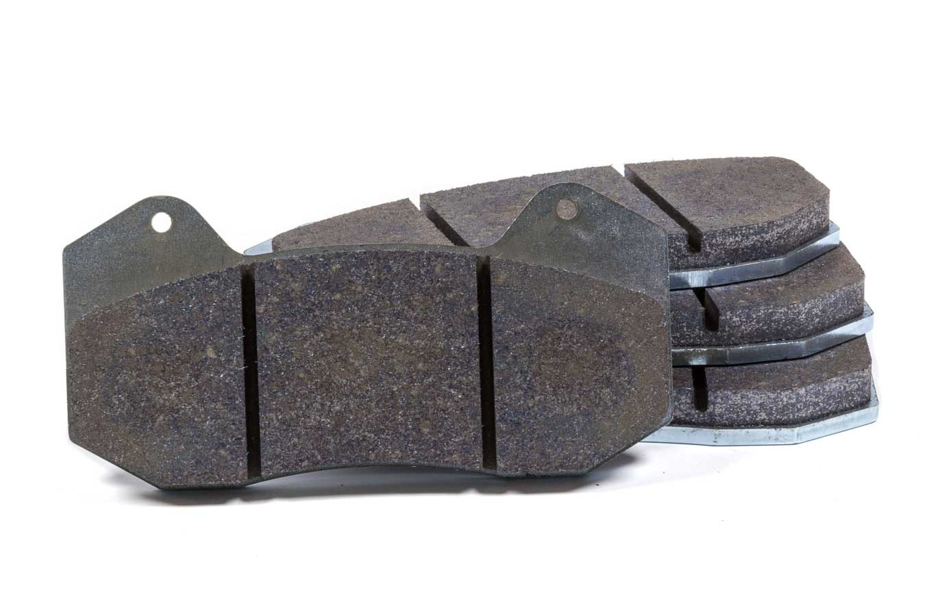 Wilwood 150-12760K Brake Pads, BP-40 Compound, Very High Friction, High Temperature, Dynapro Caliper, Set of 4