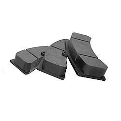 Wilwood 150-13392K Brake Pads, BP-40 Compound, Very High Friction, High Temperature, GP 320 Caliper, Set of 4