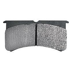 Wilwood 15Q-6829K Brake Pads, PolyMatrix Q Compound, Medium Friction, Low / Medium Temperature, Superlite 4 / 6 Caliper, Kit