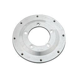 Wilwood 300-3099 Brake Rotor Adapter, 5 x 3.880 in Bolt Pattern to 8 x 7.000 in Rotor Bolt Pattern, Aluminum, Natural, Each