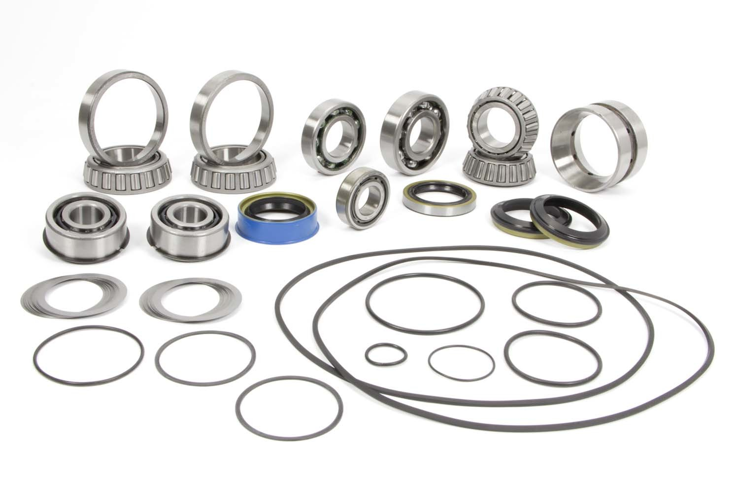 Winters 1209HD-02A Differential Rebuild Kit, Bearings, Seals, O-Rings, 10 in Sprint Center, 4 or 6 Rib Bell / Heavy Duty Cover, Kit