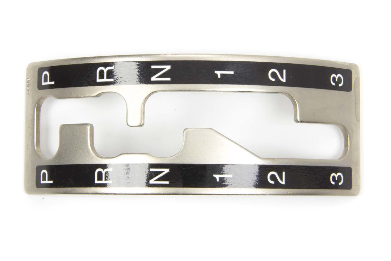 Gate Plate C4 & C6 Reverse Pattern