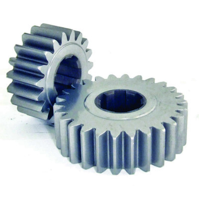 Winters 3813 Quick Change Gear Set, 3800 Series, Set 13, 6 Spline, 3.78 Ratios 2.76 / 5.18, 4.57 Ratios 3.34 / 6.26, 5.13 Ratios 3.74 / 7.03, Steel, Winters 7 in Midget Quick Change, Each