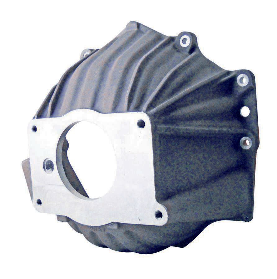 Winters 62787 Bellhousing, Aluminum, Natural, Falcon, Small Block Chevy, Each