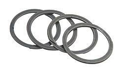 BBC Flat Spiral Pin Locks - 4 Per Pack