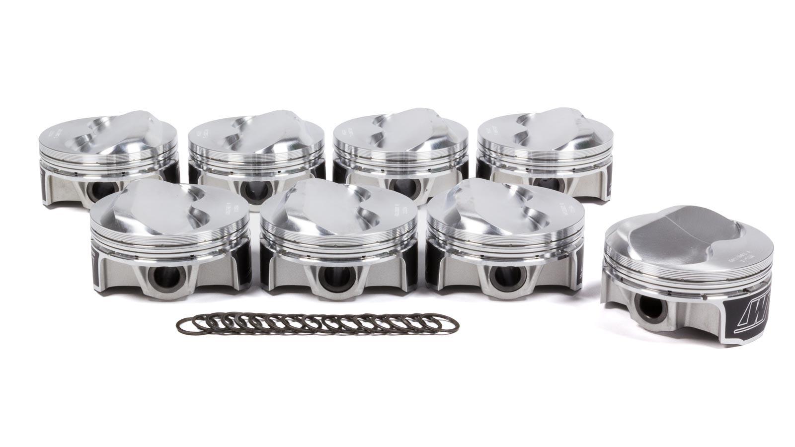 SBC Domed Piston Set 4.030 Bore +13.5cc