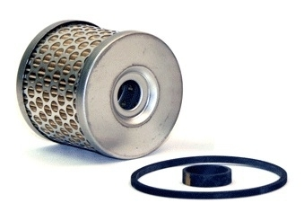 WIX 33900R Fuel Filter Element, 6 Micron, Fabric Element, WIX In-Line Filters, Each