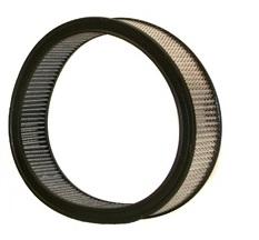 Paper Air Filter 16x3.5 Flows 1000+ CFM Asphalt