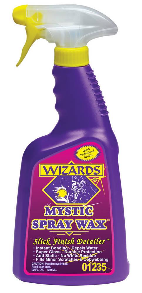 Mystic Spray Wax 22oz.