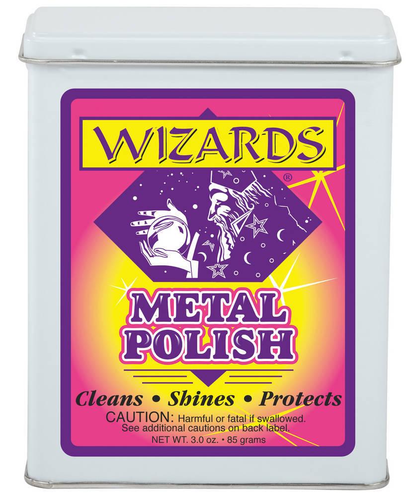 Metal Polish 3oz.