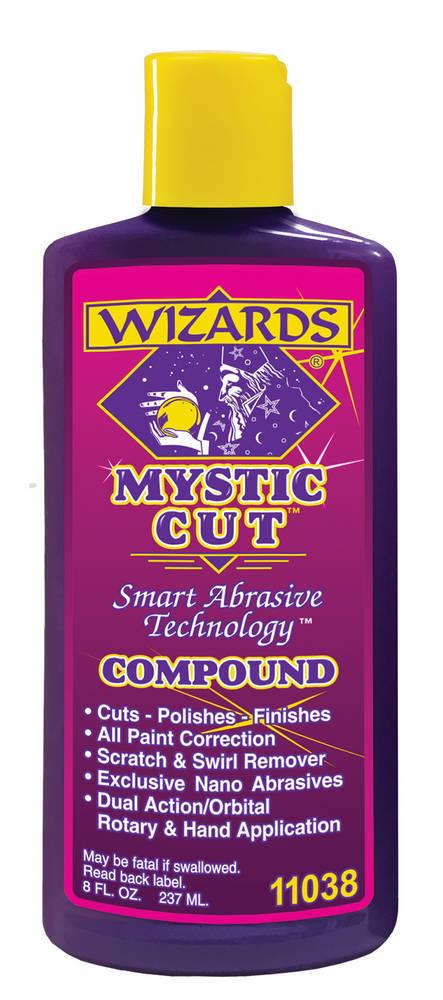 Mystic Cut Compound 8oz.