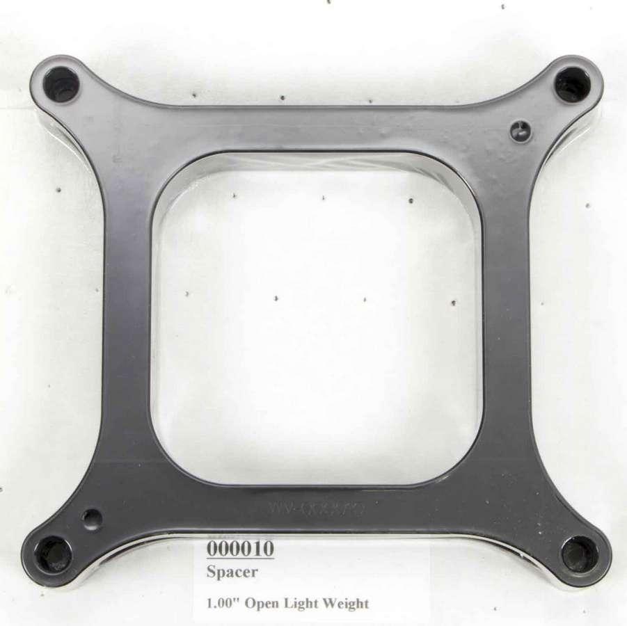 Carburetor Spacer - 4150 1in Open L/W