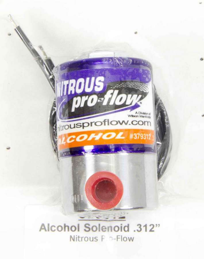 Alcohol Solenoid .312