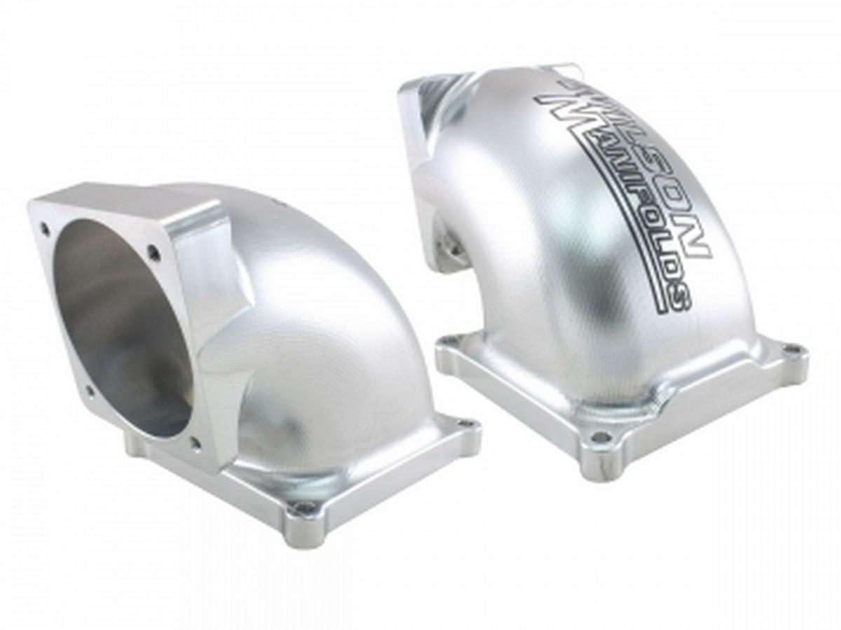Billet Elbow 90-105mm - 4500 Flange