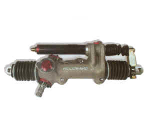 Woodward Machine GE262CB-1825 Rack and Pinion, Power, 2.62 Ratio, 18-1/4 in Center, 5/8-18 in Thread Rod End Eye, Each