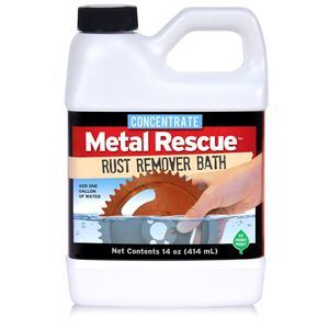 Metal Rescue Concentrate 14oz.