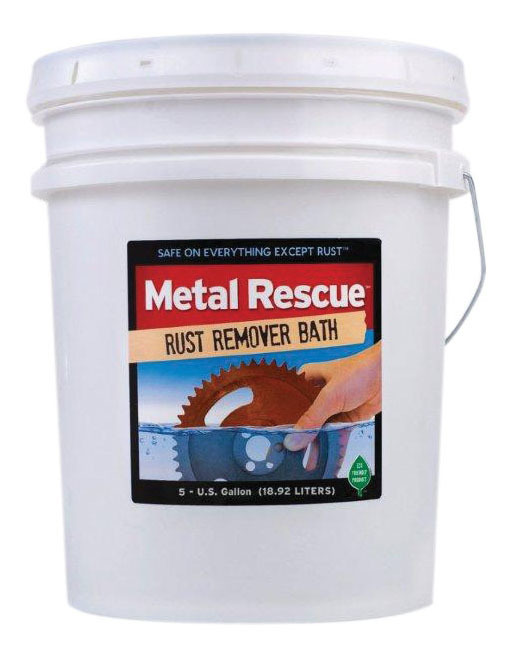 Metal Rescue Rust Remover - 5 Gallon Pail