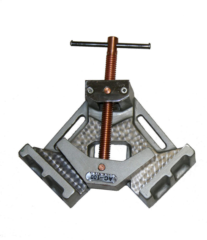 4In Cast Iron Welding Clamp 90 Degree