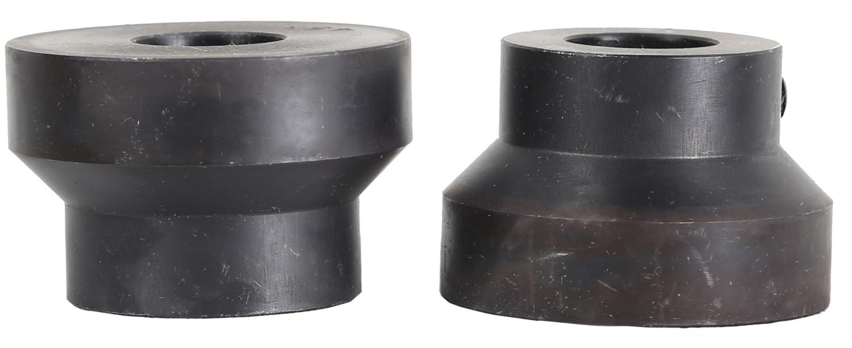 Woodward Fab WFBR6-45 Bead Roller Die, Step Die, 45 Degree, 2 in Diameter, 22 mm Bore, Steel, Natural, Woodward Fab Bead Roller, Kit