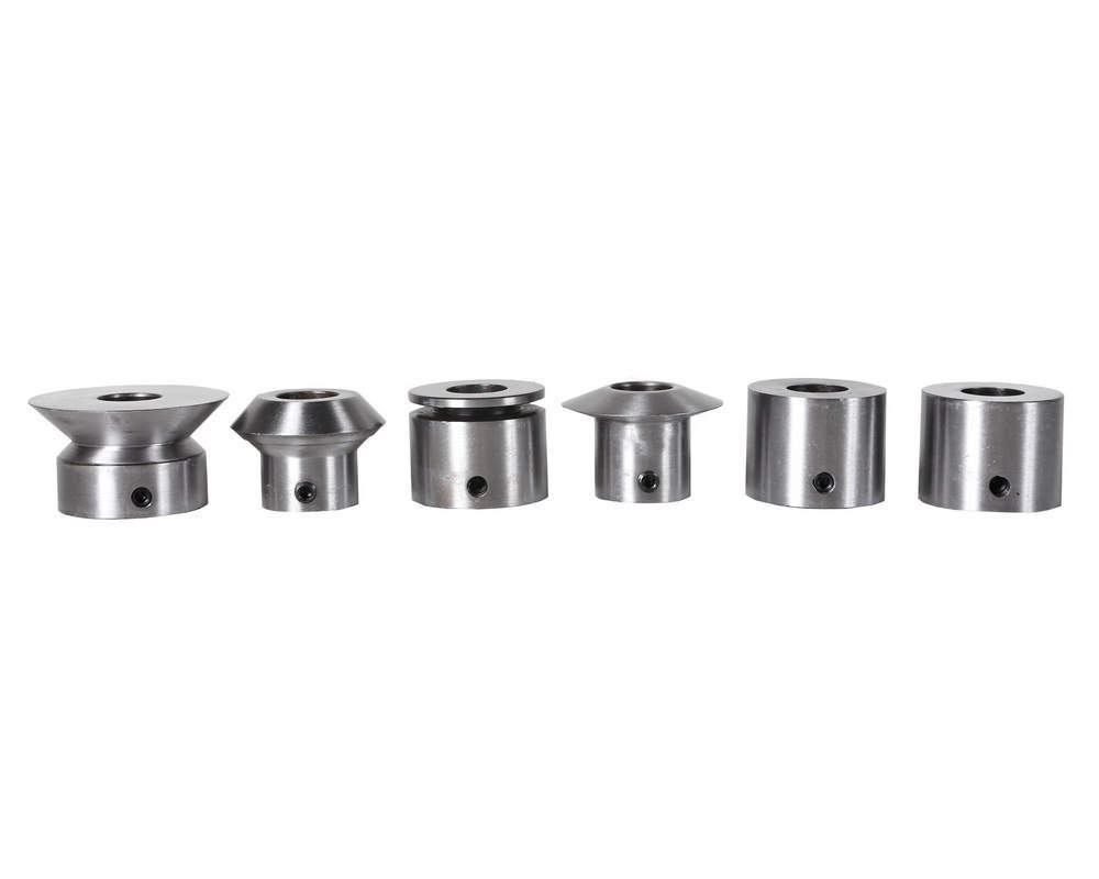 Woodward Fab WFBR6-HEMSET Bead Roller Die, Hemming Set, 90 Degree / 120 Degree / Flat, Steel, Natural, Woodward Fab Bead Roller, Kit