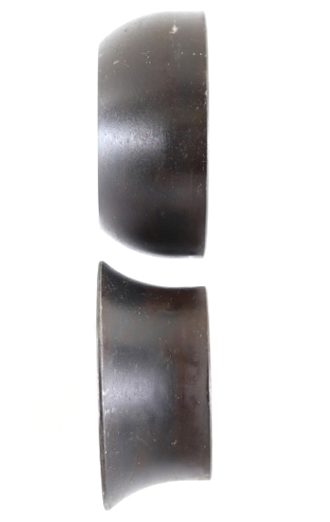 Woodward Fab WFBR6-SPOILER Bead Roller Die, Spoiler Roller, 13/16 Radius, Steel, Natural, Woodward Fab Bead Roller, Kit