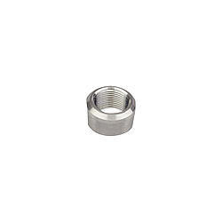 XRP 996806 Bung, 3/4 in NPT Female, Weld-On, Recessed Flange, Aluminum, Natural, Each