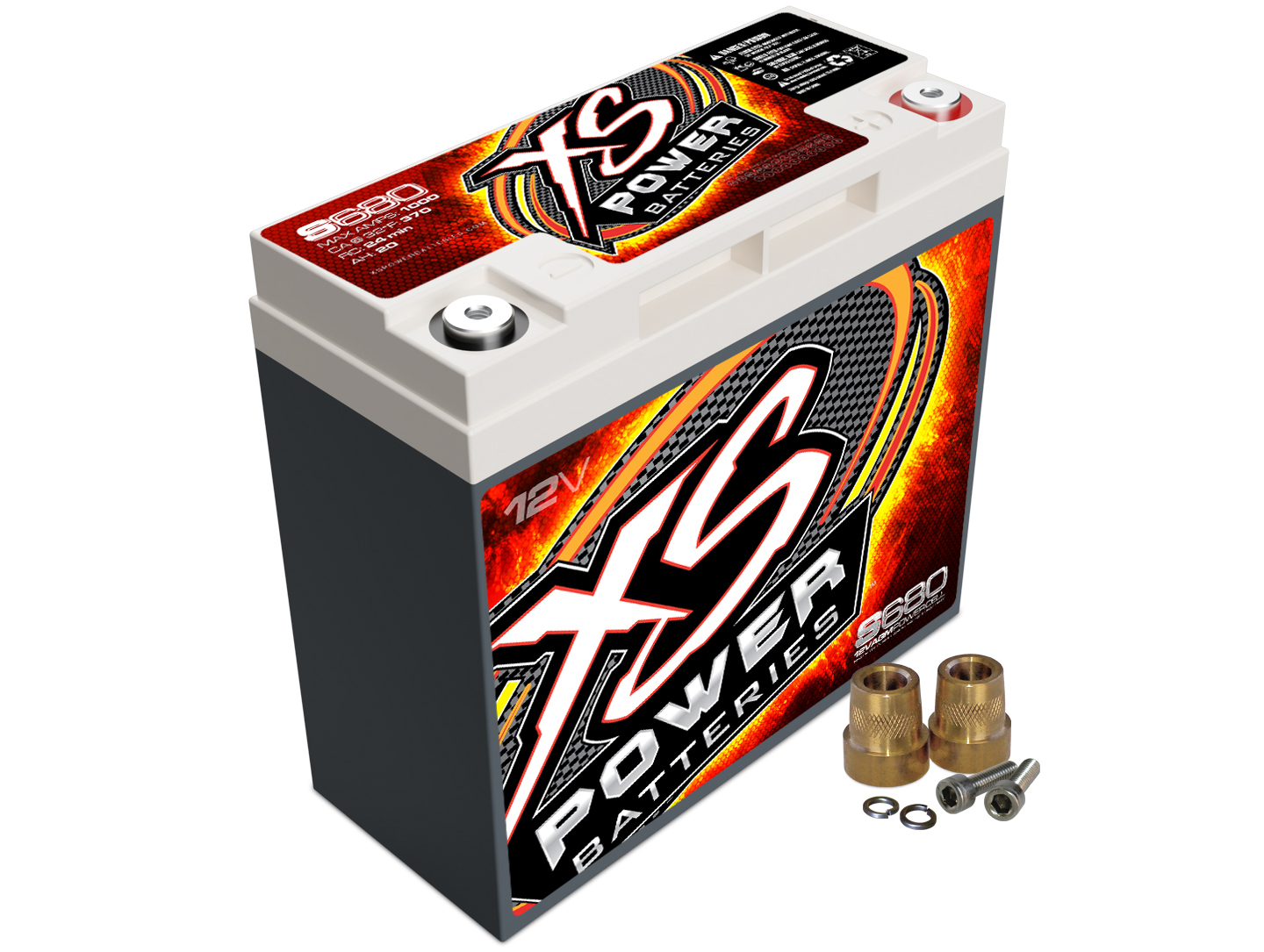 XS Power AGM Battery 12V 300A CA