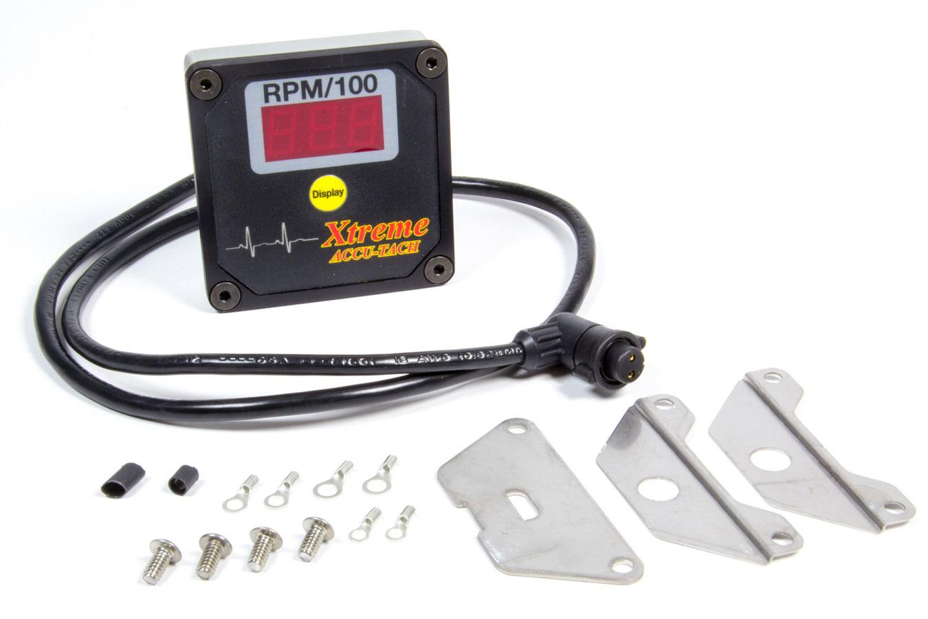Digital Tach Xtreme Accu -Tach Standard Ignition