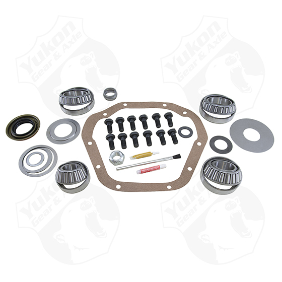 Master Overhaul Kit Dana 60 Rear