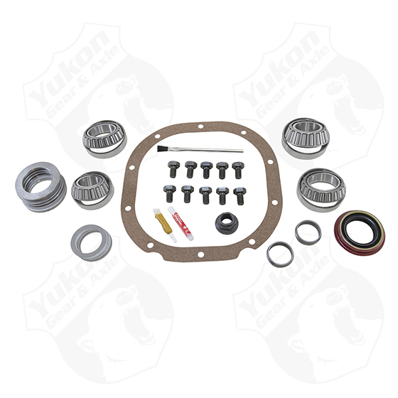 Master Overhaul Kit Ford 8.8 2009 & Older