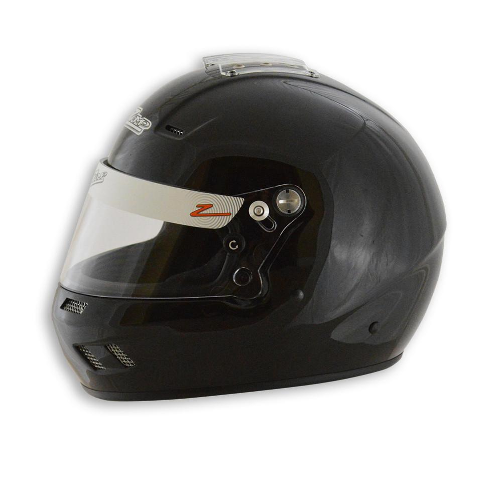 Helmet RZ-58 Small Gloss Black SA2015