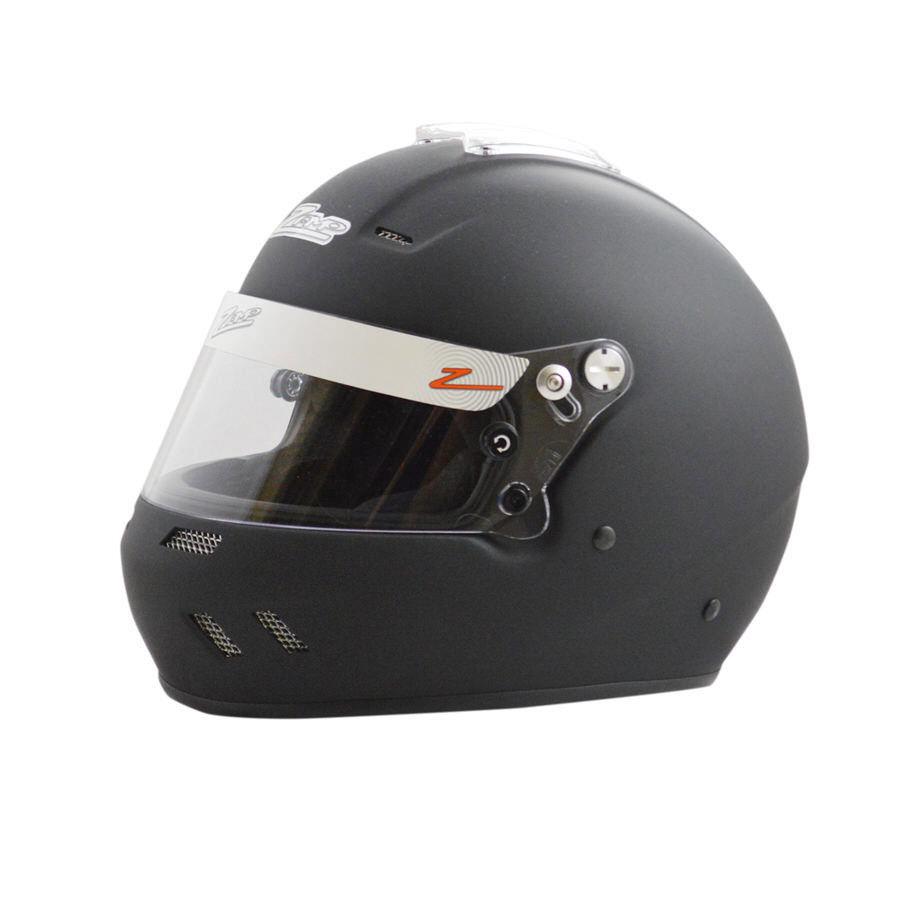 Helmet RZ-58 Large Flat Black SA15