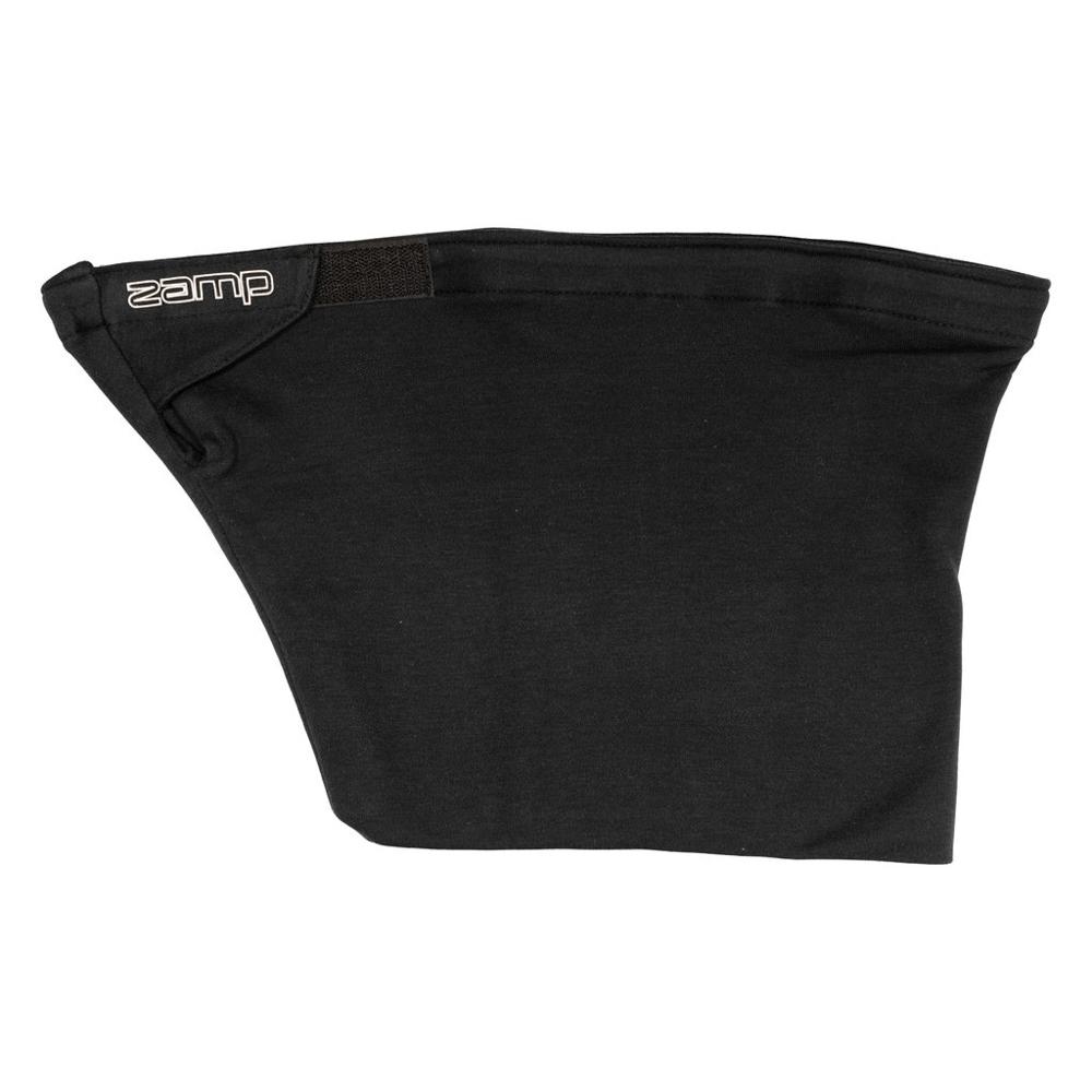 Zamp RA001003 Helmet Skirt, Nomex, Black, Each