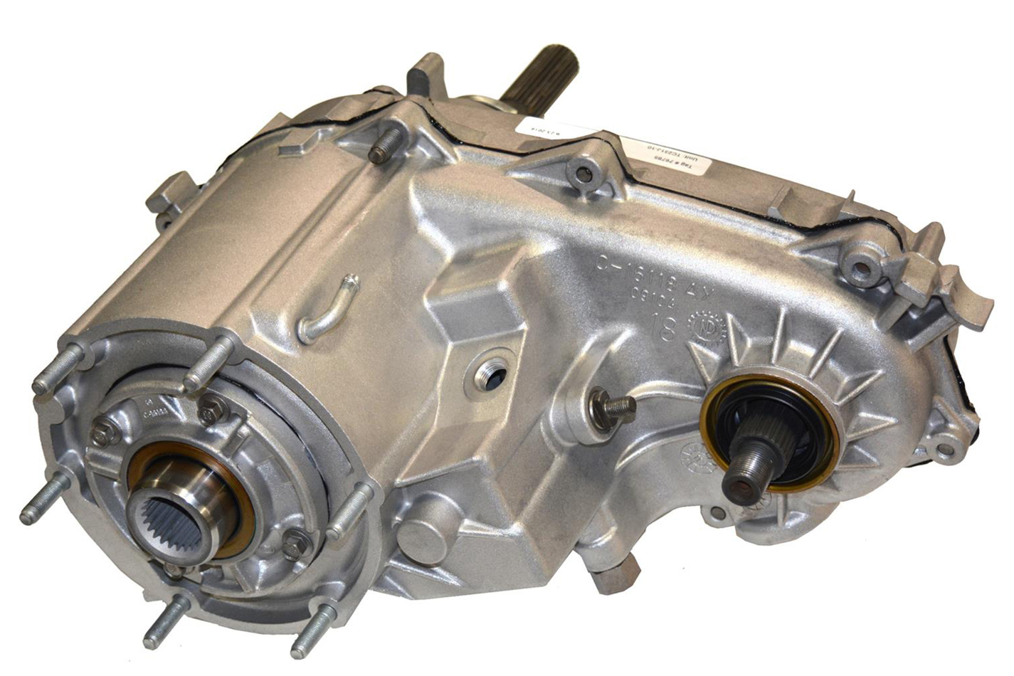 NP231 Transfer Case 97- 02 Jeep Wrangler TJ