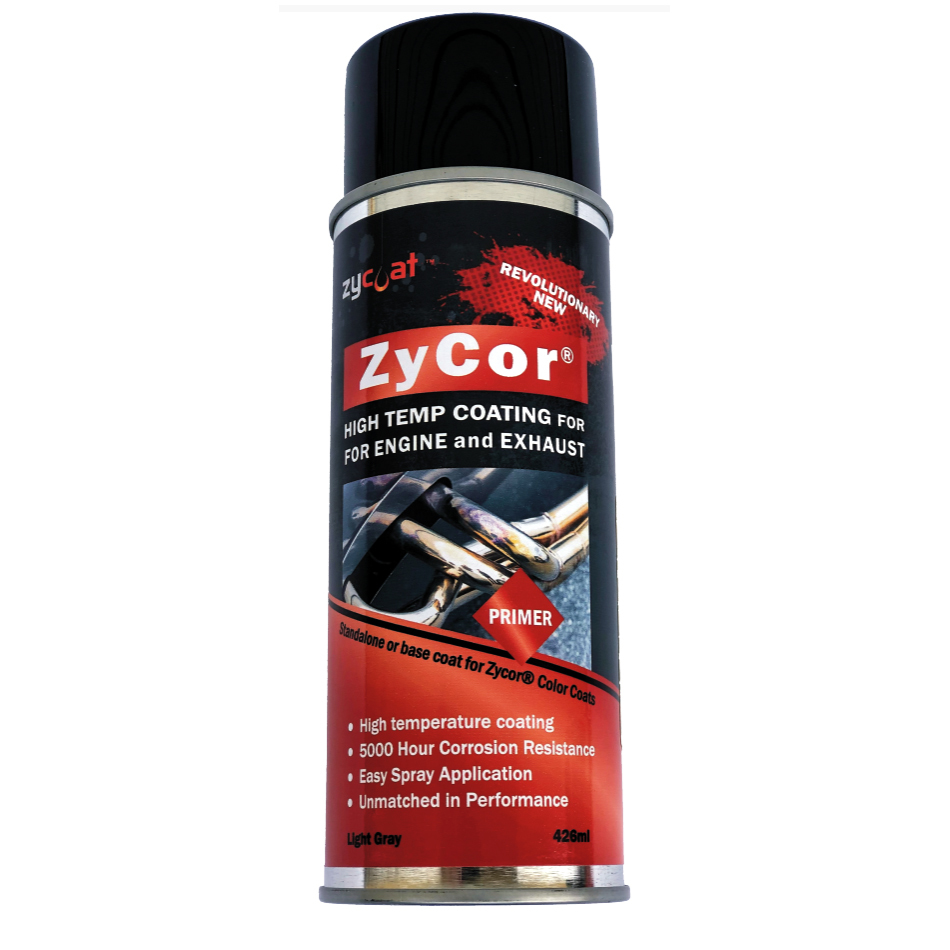 Zycoat 50000 Primer, ZyCor, Gray, 13 oz Aerosol, Each