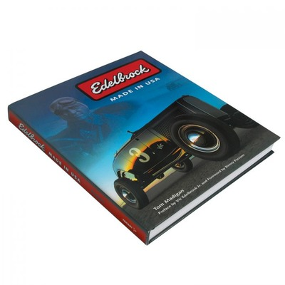 Edelbrock Made in USA Book